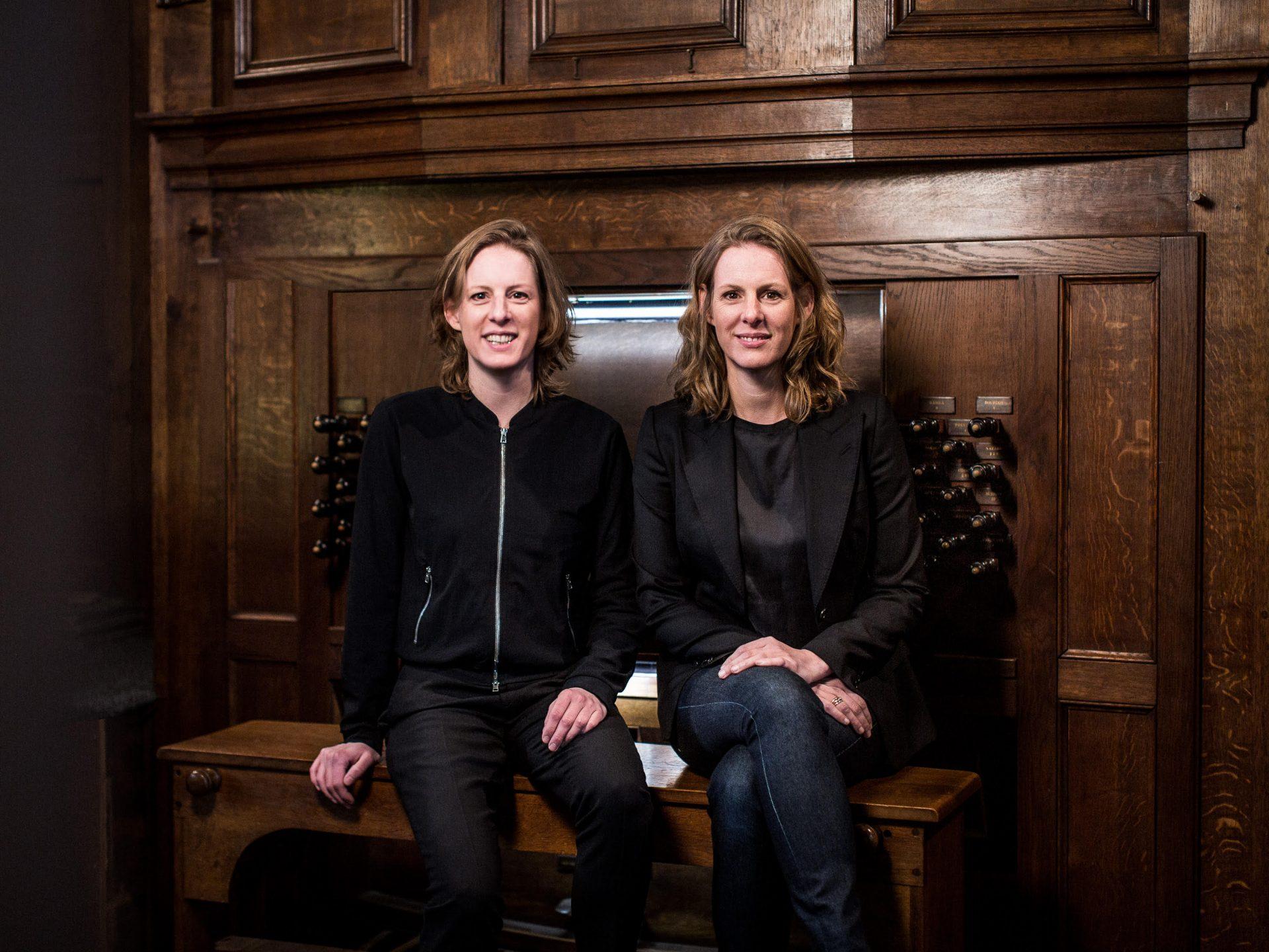 Judith en Tineke Steenbrink